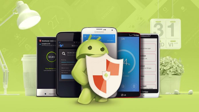 android antivirus esterno