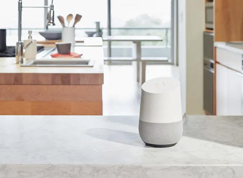 google-home-bianco