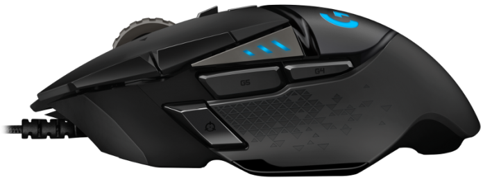 mouse gaming titolo