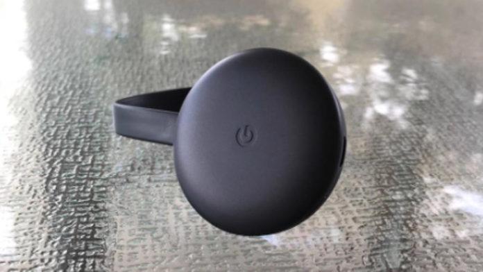 Chromecast-3 esterno