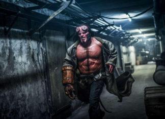 hellboy - esterno