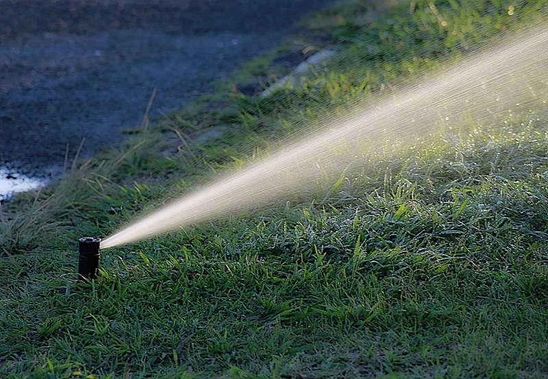 irrigazione wifi - interno