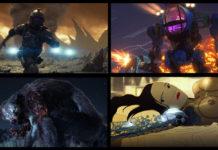 love death robots - esterno