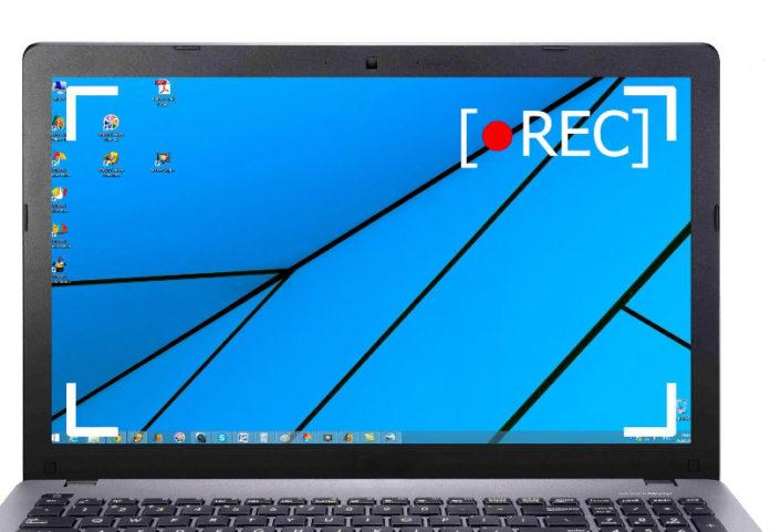 registrare schermo - esterno