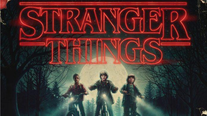 stranger things - esterno