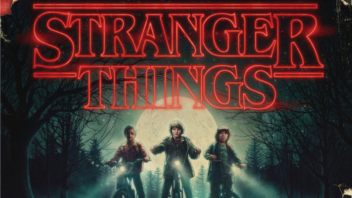 stranger things - esterno