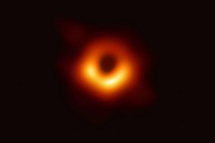buco nero - esterno