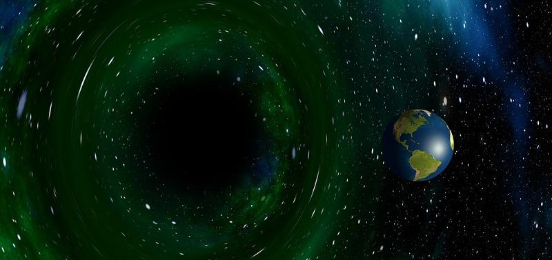 buco nero - interno