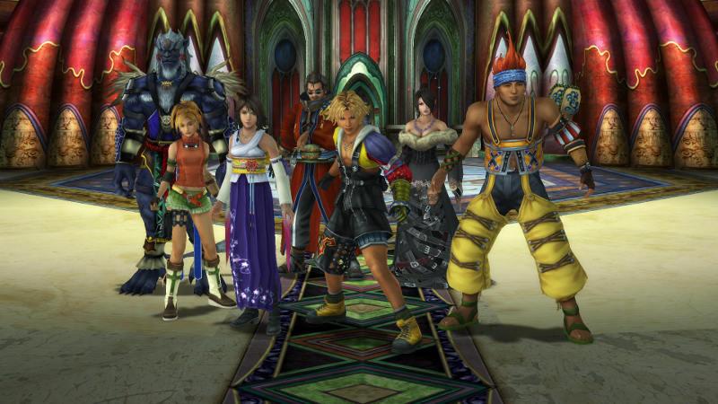 final fantasy x - interno