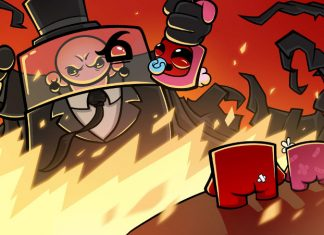 super meat boy forever - esterno