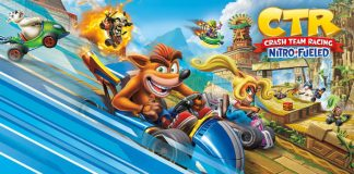 crash team racing - esterno