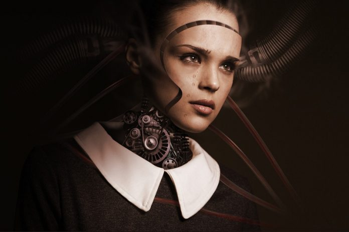 robot - esterno