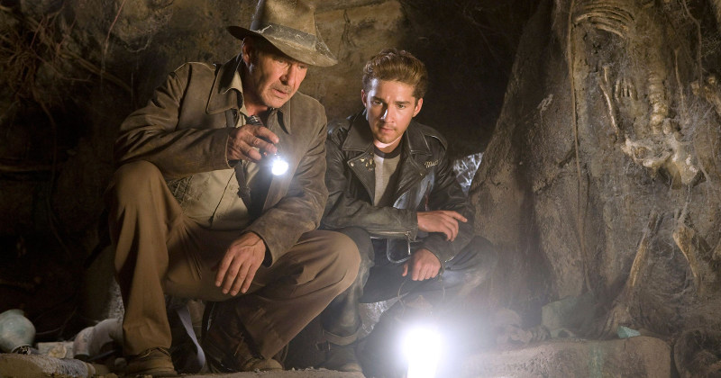 indiana jones - interno
