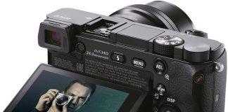 Sony Alpha 6000L - esterno