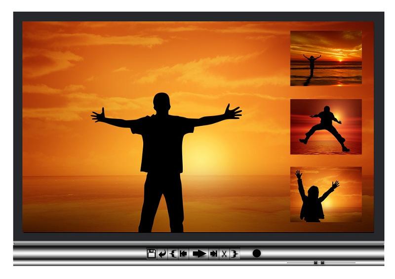 video editor - interno