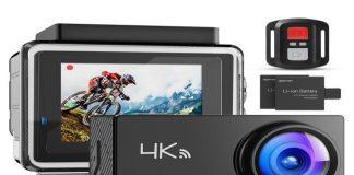 Apeman 4K Ultra HD - esterno