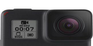 GoPro Hero 7 - esterno