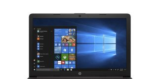 HP 250 G7 Notebook - esterno