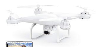 Potensic Drone T25 Dual GPS - esterno
