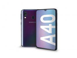 Samsung Galaxy A40 - esterno
