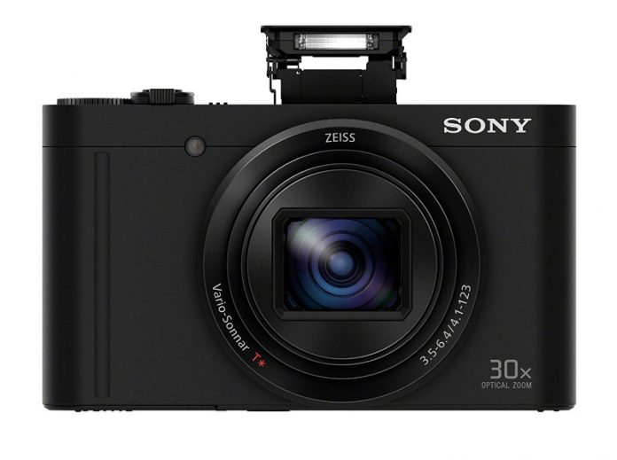 Sony DSC-WX500 - esterno