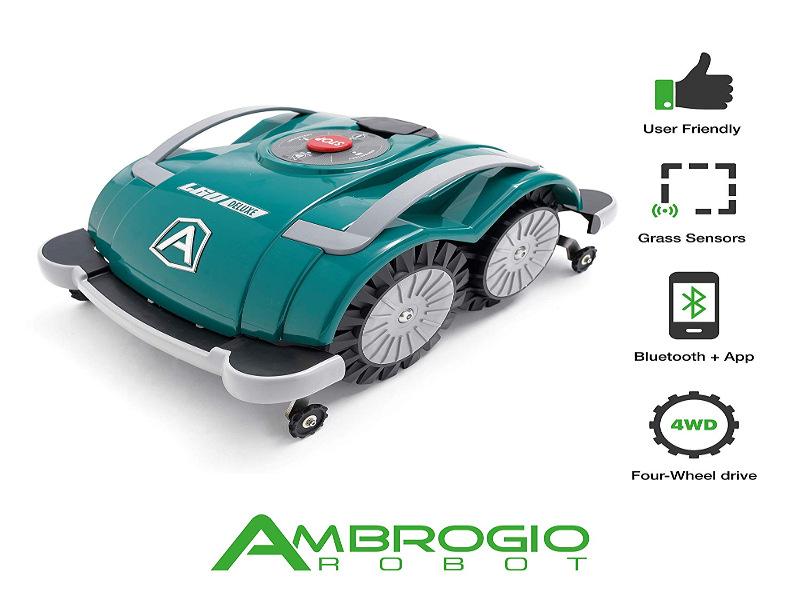 ambrogio l60 deluxe - interno