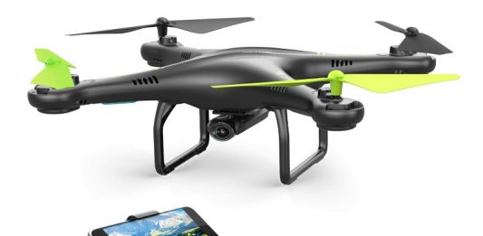 potensic drone - esterno