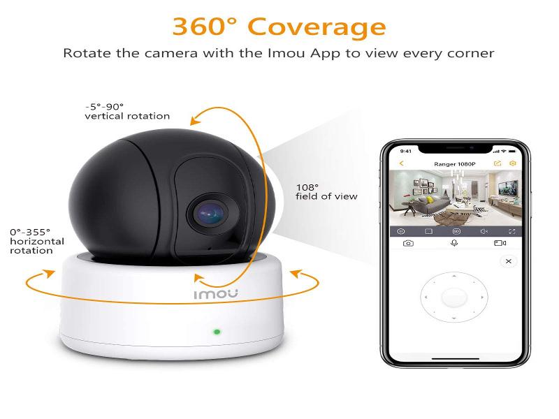 miglior telecamera di sicurezza - interno
